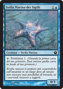 Stella Marina dei Sigilli / Sigiled Starfish