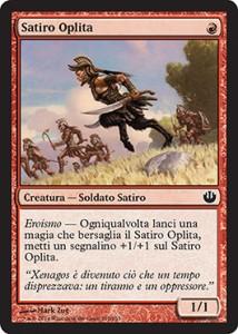Satiro Oplita / Satyr Hoplite