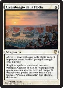Arrembaggio della Flotta / Launch the Fleet