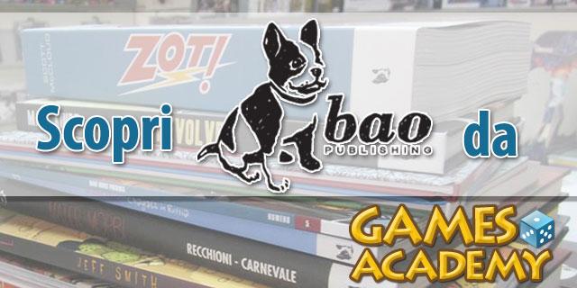 Scopri Bao Publishing nei negozi Games Academy  d4078cfea2e