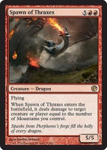 Progenie di Traxes / Spawn of Thraxes