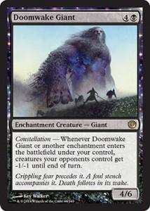 Gigante dalla Scia Funesta / Doomwake Giant