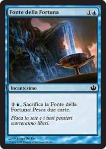 Fonte della Fortuna / Font of Fortunes