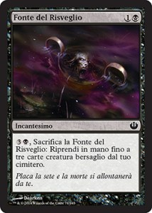 Fonte del Risveglio / Font of Return