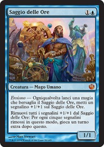Saggio delle Ore / Sage of Hours