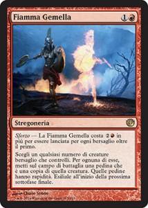 Fiamma Gemella / Twinflame