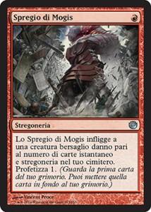 Spregio di Mogis / Spite of Mogis