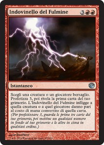 Indovinello del Fulmine / Riddle of Lightning