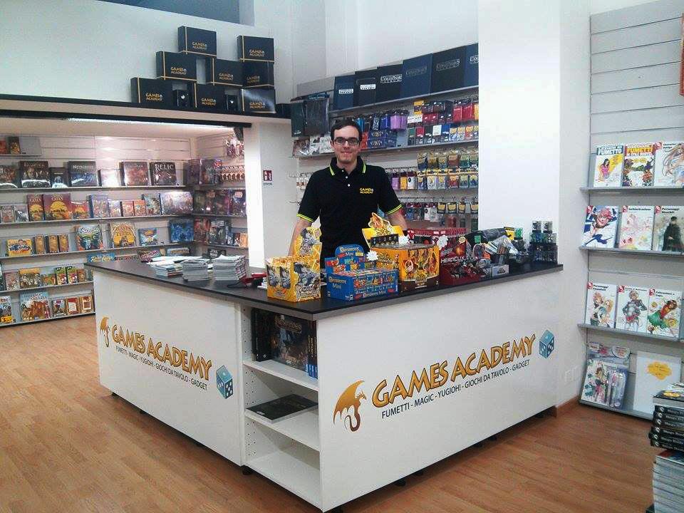 Games Academy Arezzo