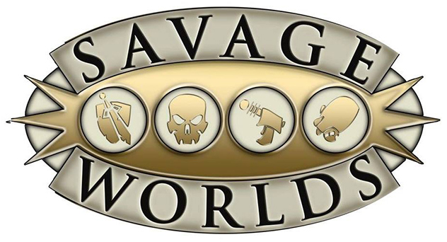Savage Worlds Logo