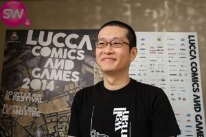 boichi-lucca-comics-and-games-2014