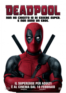 deadpool poster ufficiale