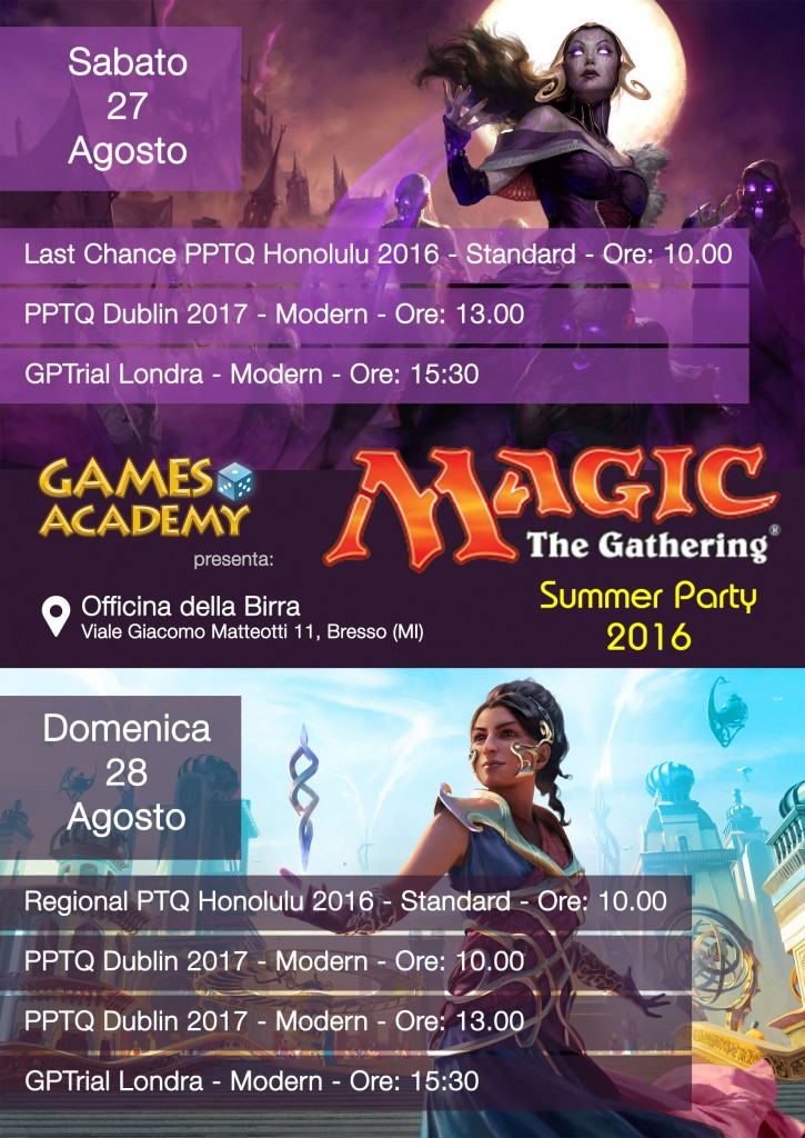 Magic-Weekend