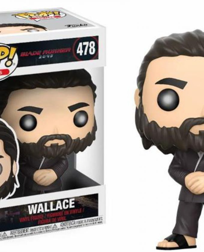 BLADE RUNNER 2049 – POP FUNKO VINYL FIGURE 478 WALLACE