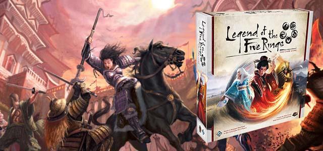La leggenda dei cinque anelli il gioco di carte games - La battaglia dei cinque eserciti gioco da tavolo ...