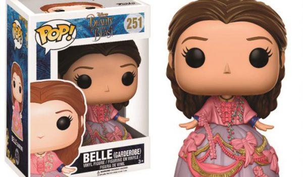 DISNEY'S BEAUTY AND THE BEAST – POP FUNKO VINYL FIGURE 251 BELLE GRANDROBE OUTFIT