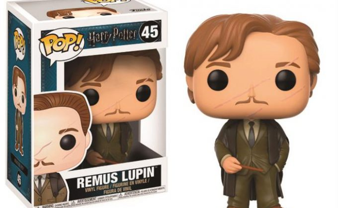 HARRY POTTER – POP FUNKO VINYL FIGURE 45 REMUS LUPIN 9CM