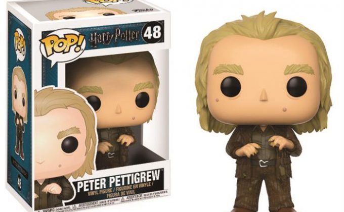 HARRY POTTER – POP FUNKO VINYL FIGURE 48 PETER PETTIGREW 9CM