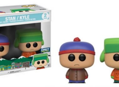 SOUTH PARK – POP FUNKO VINYL FIGURE STAN AND KYLE 2PACK – LIMITED EDITION