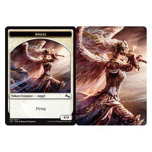 angel token white