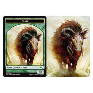 beast token green