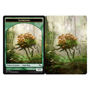 saproling token green