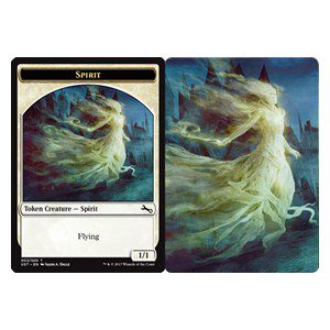 spirit token white