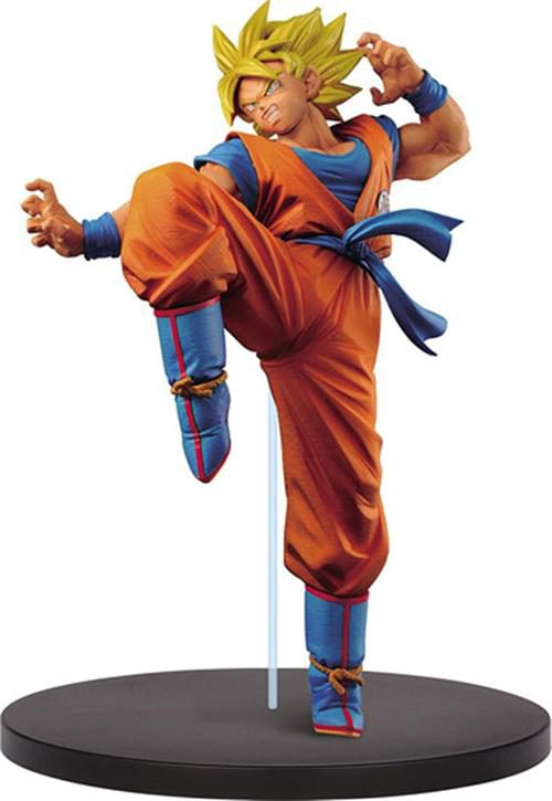 26928 – DRAGON BALL SUPER – SON GOKU FES VOL.2 – SUPER SAIYAN SON GOKU – BANPRESTO FIGURE 20CM