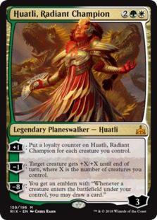 Huatli Radiant Champion