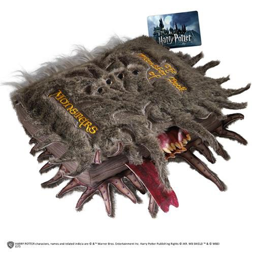 58561 – HARRY POTTER FANTASTIC BEASTS – THE MONSTER BOOK OF MONSTERS – PELUCHE 30CM