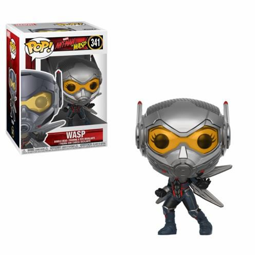 ANT-MAN & THE WASP – POP FUNKO VINYL FIGURE 341 WASP 9CM