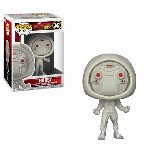 ANT-MAN & THE WASP – POP FUNKO VINYL FIGURE 342 GHOST 9CM