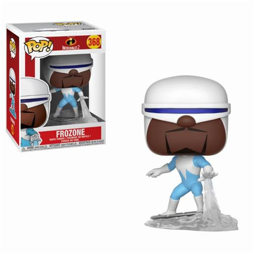 DISNEY GLI INCREDIBILI 2 – POP FUNKO VINYL FIGURE 368 FROZONE 9 CM