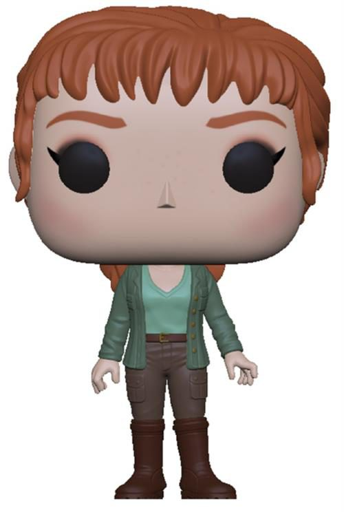 JURASSIC WORLD FALLEN KINGDOM – POP FUNKO VINYL FIGURE CLAIRE 9CM – NEW YORK TOY FAIR