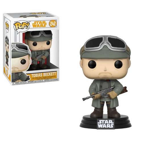 STAR WARS SOLO – POP FUNKO VINYL FIGURE 242 TOBIAS BECKETT WITH GOGGLES 9 CM