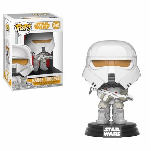 STAR WARS SOLO – POP FUNKO VINYL FIGURE 246 RANGE TROOPER 9 CM