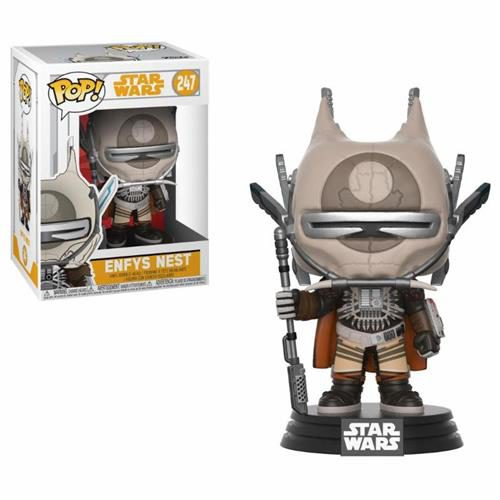 STAR WARS SOLO – POP FUNKO VINYL FIGURE 247 ENFYS NEST 9 CM