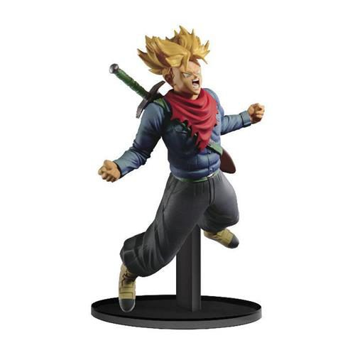 26733P – DRAGON BALL Z – BANPRESTO WORLD FIGURE COLOSSEUM VOL.6 – TRUNKS 18CM