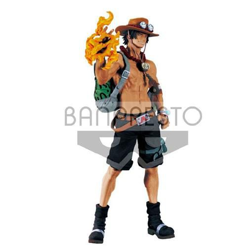 80552 – ONE PIECE – PORTGAS D ACE – BIG SIZE FIGURE 30CM