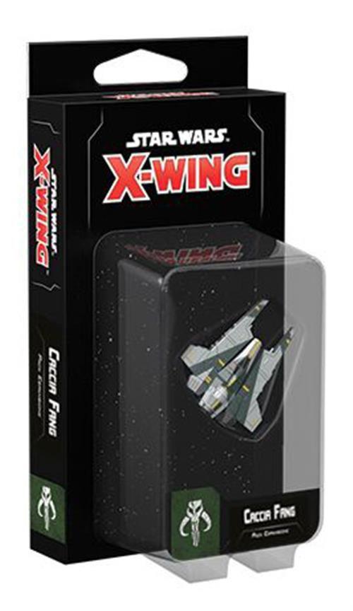 STAR WARS X-WING 2.0 – CACCIA FANG