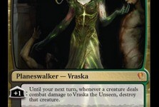 Vraska the Unseen