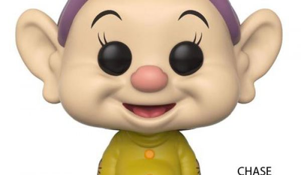 DISNEY SNOW WHITE – POP FUNKO VINYL FIGURE DOPEY 9CM