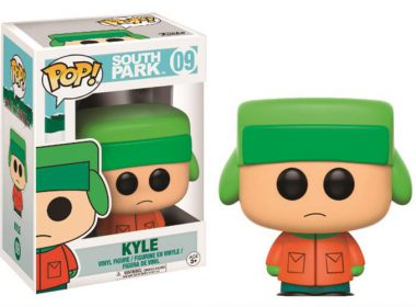 SOUTH PARK – POP FUNKO VINYL FIGURE 09 KYLE 9CM