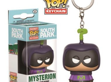 SOUTH PARK – POP FUNKO VINYL KEYCHAIN MYSTERION 4 CM