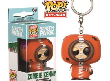 SOUTH PARK – POP FUNKO VINYL KEYCHAIN ZOMBIE KENNY 4 CM