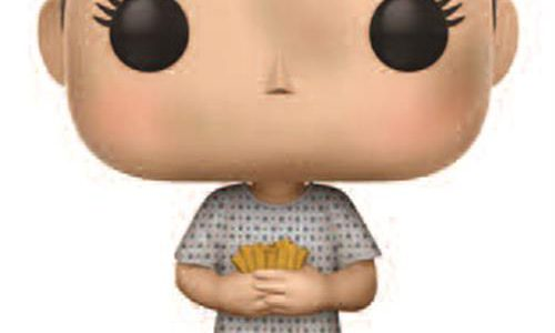 STRANGER THINGS – POP FUNKO VINYL FIGURE ELEVEN IN HOSPITAL GOWN 9CM