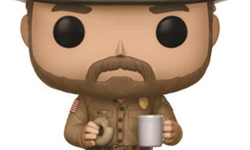 STRANGER THINGS – POP FUNKO VINYL FIGURE HOPPER 9CM