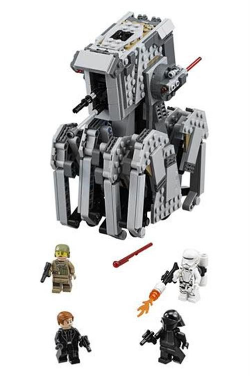 75177 – STAR WARS EPISODE THE LAST JEDI – FIRST ORDER HEAVY SCOUT WALKER