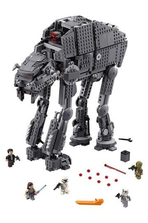 75189 – STAR WARS EPISODE THE LAST JEDI – FIRST ORDER HEAVY ASSAULT WALKER