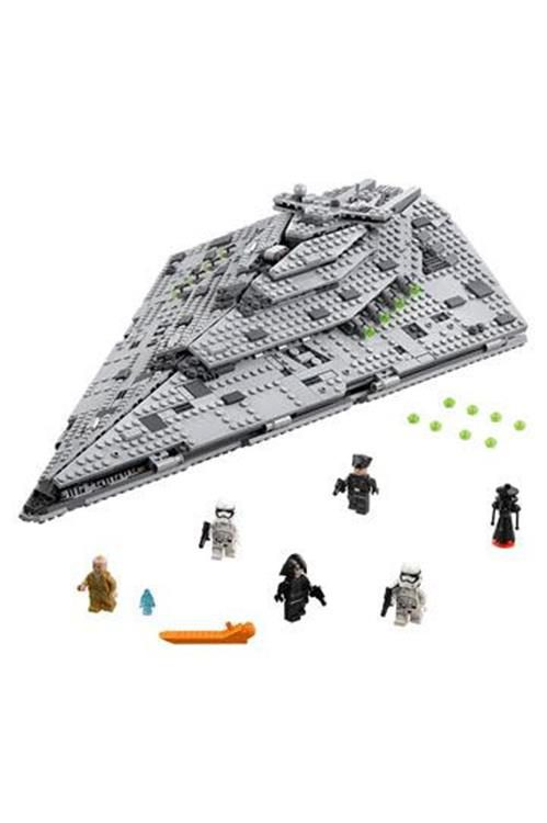 75190 – STAR WARS EPISODE THE LAST JEDI – FIRST ORDER STAR DESTROYER